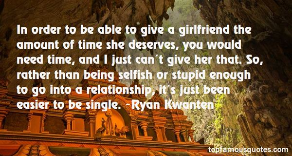 Quotes About Rather Being Single