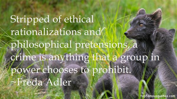 Quotes About Rationalizations