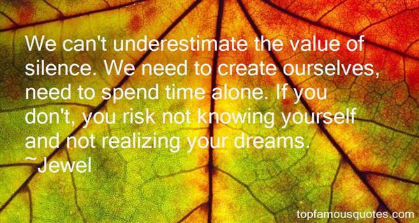 Quotes About Realizing Your Dreams