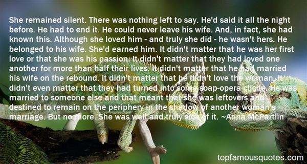 Quotes About Rebound Love
