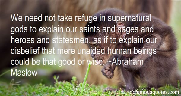 Quotes About Refuge
