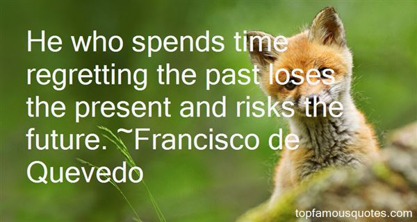 Quotes About Regretting The Past