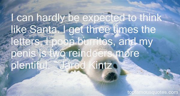 Quotes About Reindeer