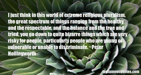 Quotes About Religious Pluralism