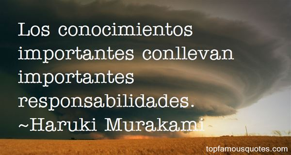 Quotes About Responsabilidade