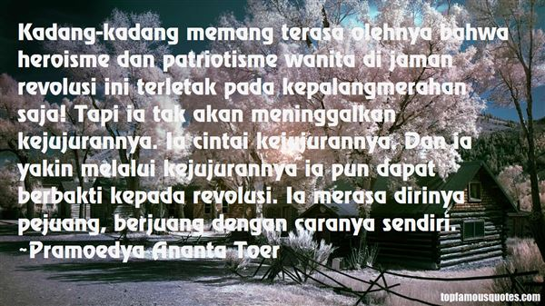 Quotes About Revolusi