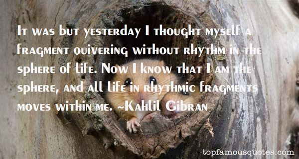 Quotes About Rhythm Of Life