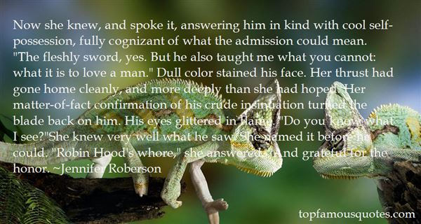 Quotes About Robin Hood