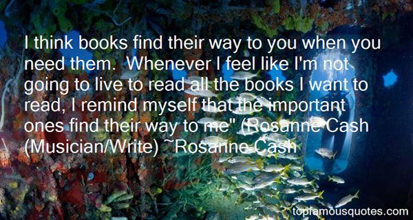 Quotes About Rosanne
