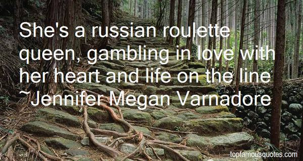 Quotes About Roulette