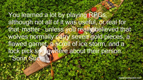 Quotes About Rpgs