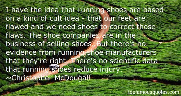 Quotes About Running Shoes