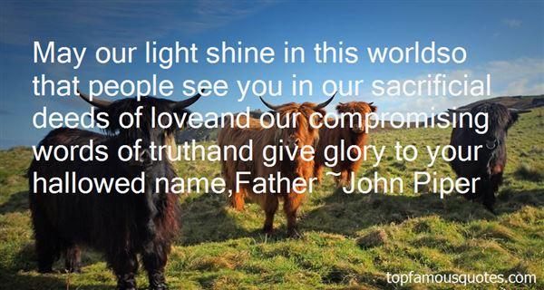 Quotes About Sacrificial Love