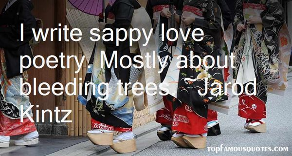 Quotes About Sappy