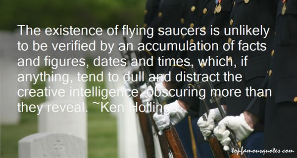 Quotes About Saucers