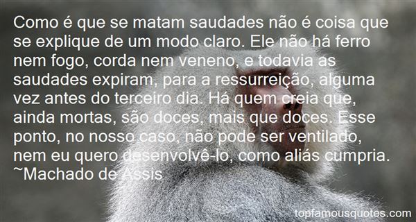 Quotes About Saudade