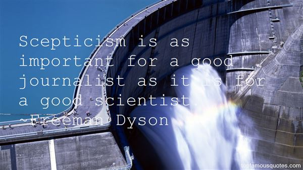Quotes About Scepticism