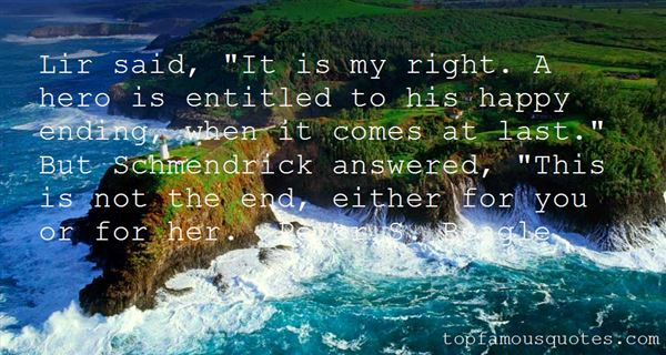 Quotes About Schmendrick