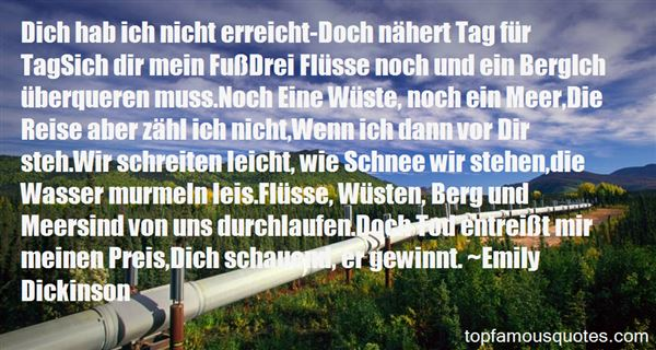 Quotes About Schnee