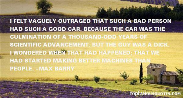 Quotes About Scientific Advancement