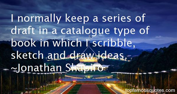 Quotes About Scribble