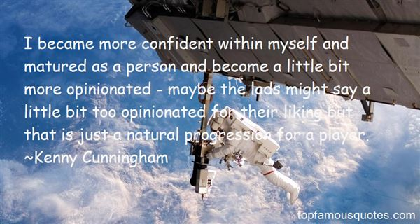 Quotes About Self Progression