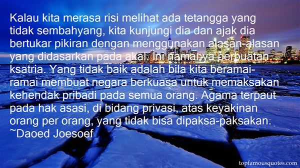Quotes About Sembah