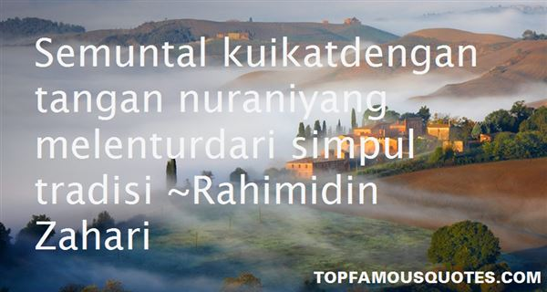Quotes About Semuntal