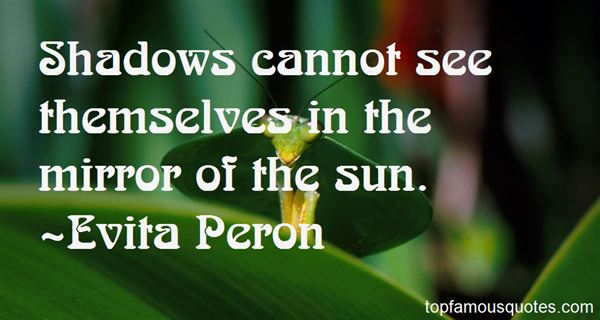 Quotes About Shadows