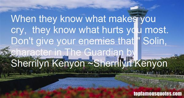 Quotes About Sherrilyn
