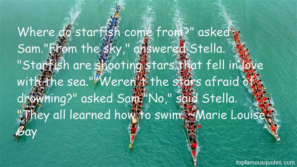 Quotes About Shooting Stars