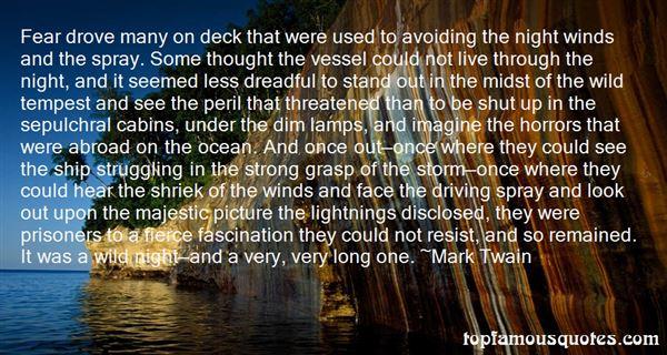 Quotes About Shriek