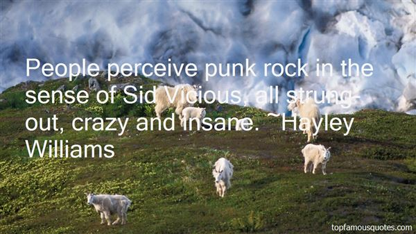 Quotes About Sid Vicious
