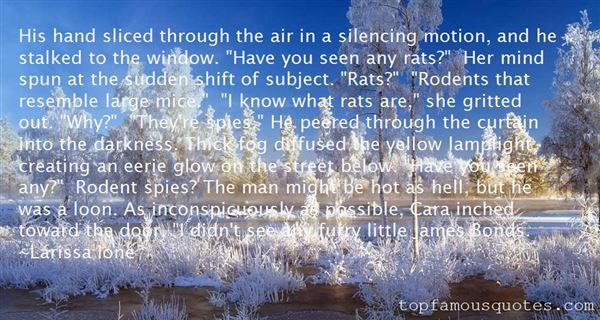 Quotes About Silencing The Mind
