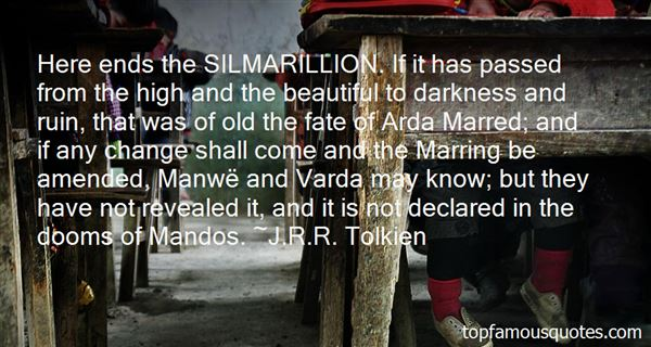 Quotes About Silmaril
