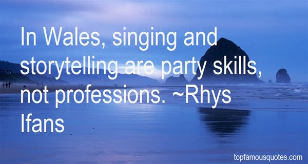 Quotes About Singin