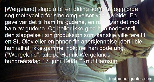 Quotes About Sjon