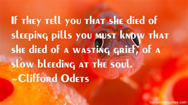 Quotes About Sleeping Pills