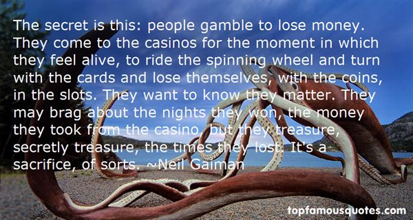 Quotes About Slots