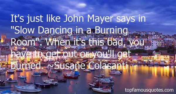 Quotes About Slow Dancing