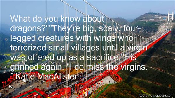 Quotes About Small Villages