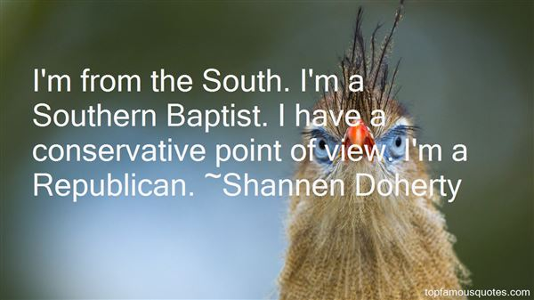 Quotes About Southern Baptist