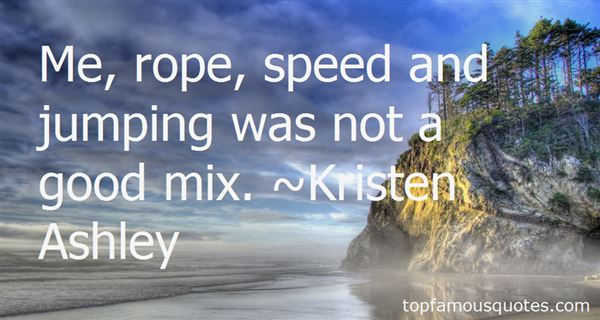 Quotes About Speed