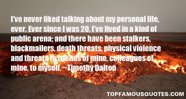 Quotes About Stalkers