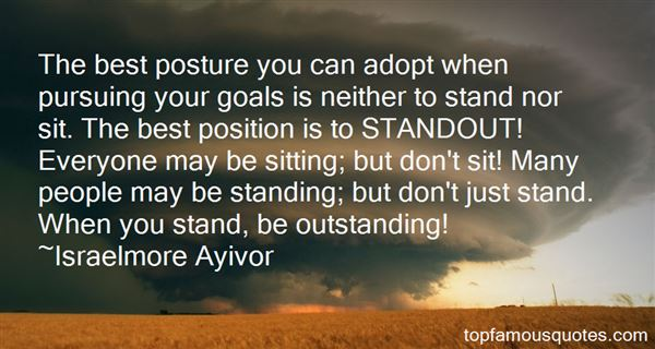Quotes About Standout