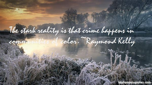 Quotes About Stark Reality
