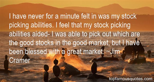 Quotes About Stocks