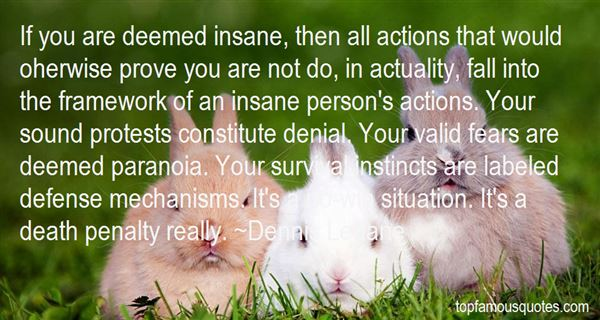 Quotes About Survival Instincts