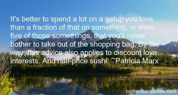 Quotes About Sushi