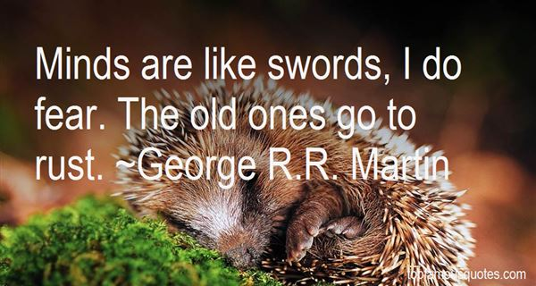 Quotes About Swords